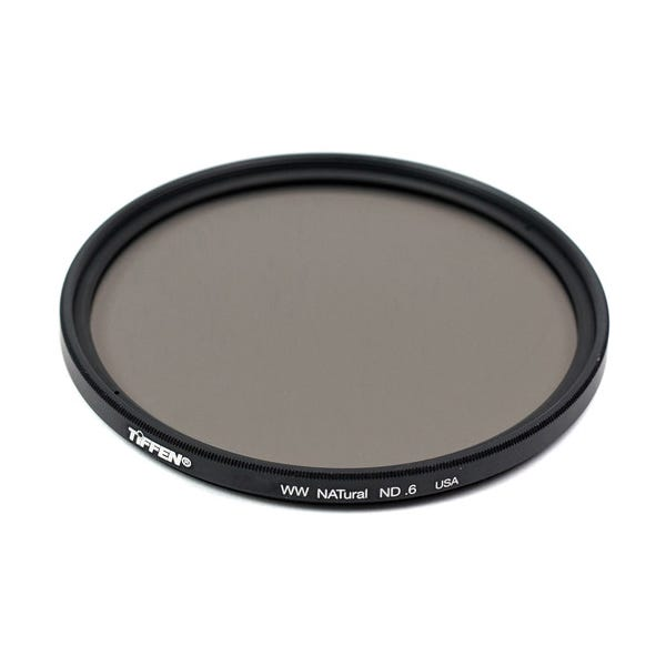 Tiffen 49mm Water White Glass NATural IRND 0.6 Filter - 2 Stop