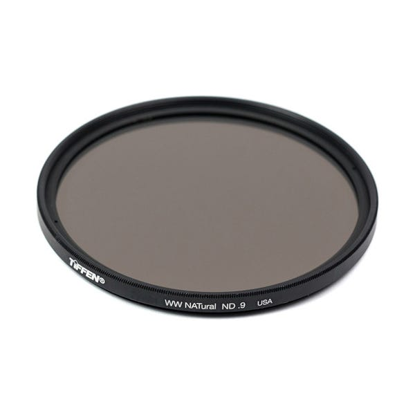 Tiffen 49mm Water White Glass NATural IRND 0.9 Filter - 3 Stop