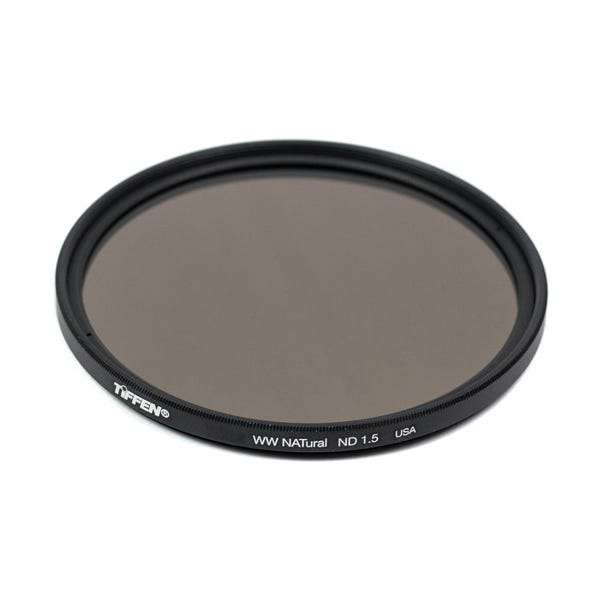 Tiffen 72mm Water White Glass NATural IRND 1.5 Filter - 5 Stop