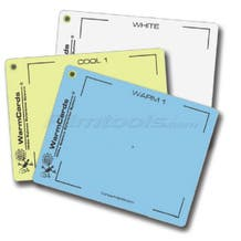 WarmCards Complete 3.0 Junior White Balance Reference System Kit