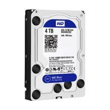 """WD Blue WD40EZRZ 4 TB 3.5"""" Internal Hard Drive"""