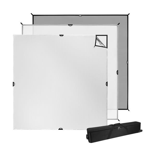 Westcott Scrim Jim Cine Video Kit (8' x 8')