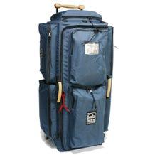 Porta Brace Wheeled Production Case - Large, Signature Blue