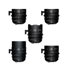 Sigma T1.5 FF High-Speed 5 Prime Lens Kit with Case (EF Mount)
