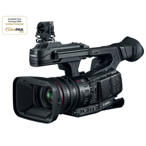 Review: The Canon XF705 4K Camcorder 2