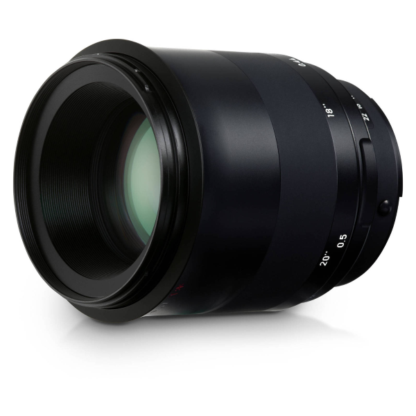 Zeiss Milvus 100mm f/2 ZF.2 Lens for Nikon F