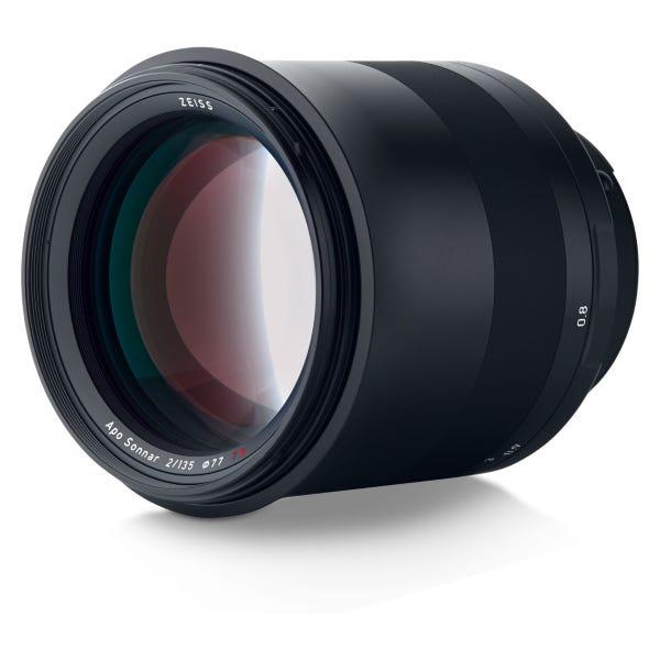Zeiss Milvus 135mm f/2 ZF.2 Lens for Nikon F