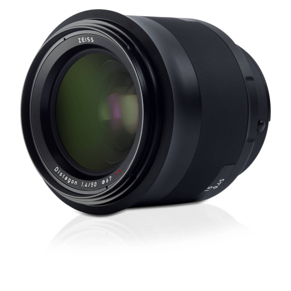 Zeiss Milvus 50mm f/1.4 ZF.2 Lens for Nikon F