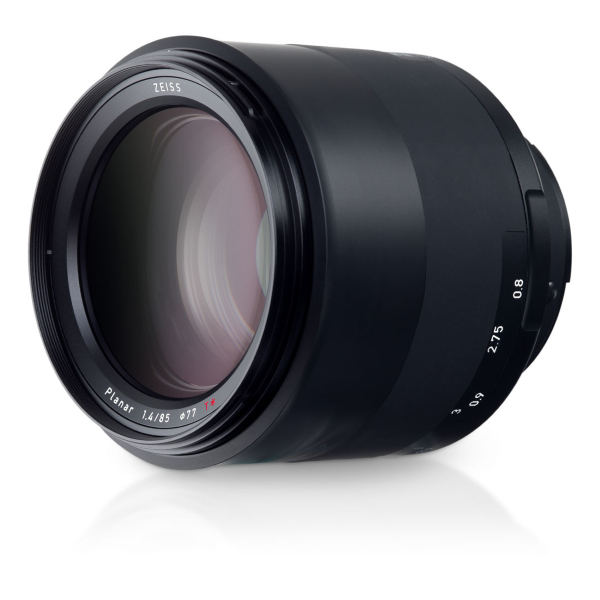 Zeiss Milvus 85mm f/1.4 ZF.2 Lens for Nikon F