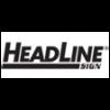 Headline Sign