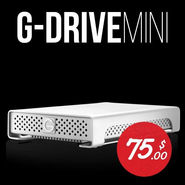 G-Tech G-Drive Mini
