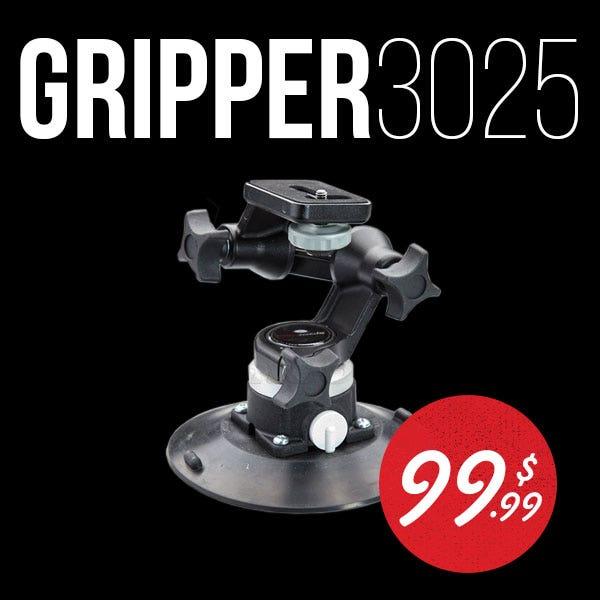 Gripper 3025 3D Car Mount