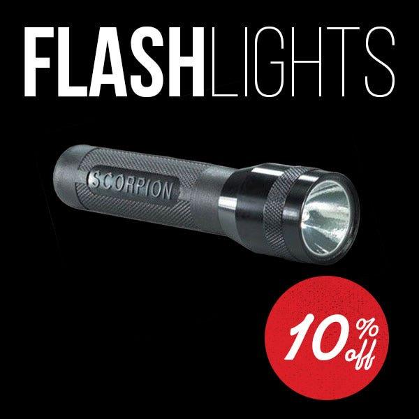 Flashlights on Sale