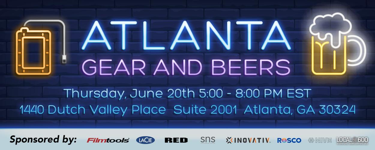 ATL Gear & Beers