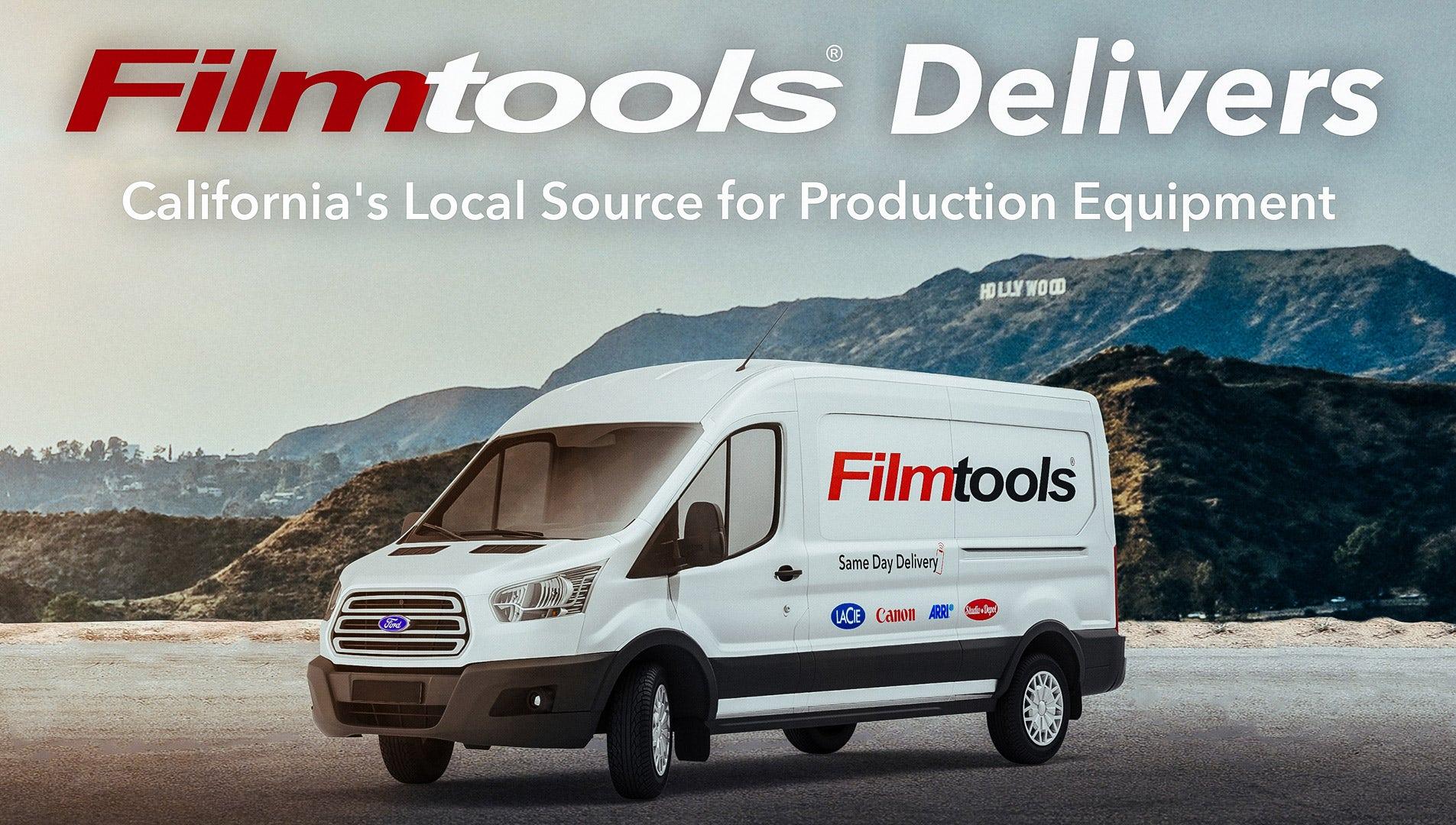 Filmtool Delivery Van