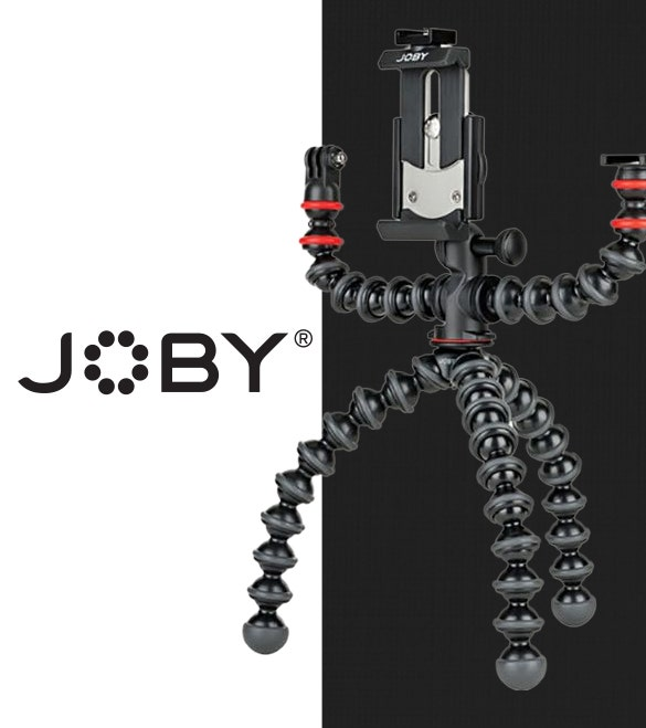 JOBY Mobile Accessories