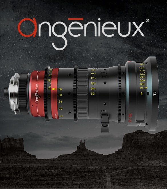 Angenieux Lenses and Accessories