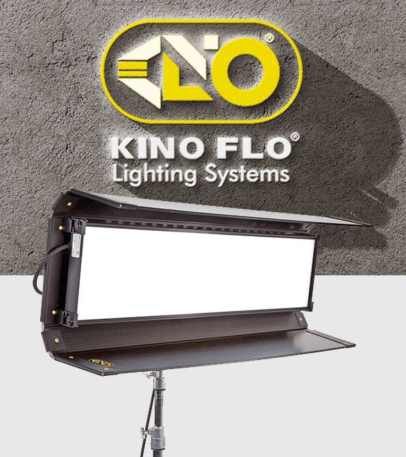 Kino Flo Lighting Kits