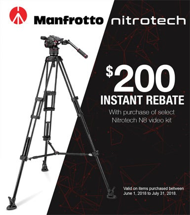 Manfrotto Nitro Heads