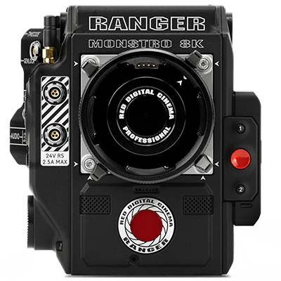 Red Ranger Camera System