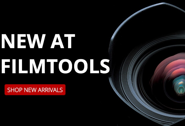 New at Filmtools Products