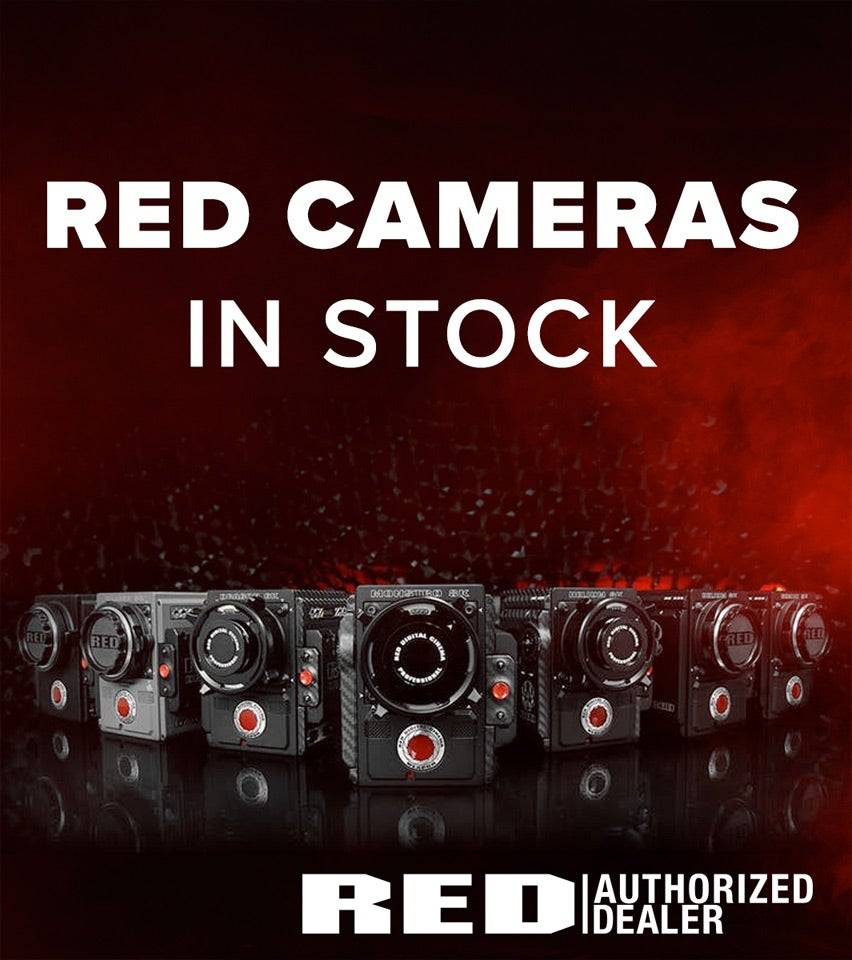 RED Camera Line Up
